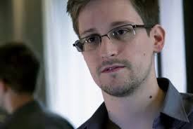 The Whisteblower - Ed Snowden